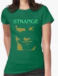 Morrissey Smiths Strange strangeways cartoon Womens Fitted T-Shirt