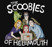 The Scoobies Of Hellmouth by wloem