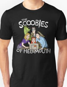 The Scoobies Of Hellmouth T-Shirt