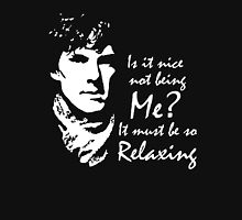 Sherlock - Relaxing T-Shirt