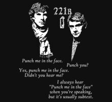 221B Punch me by PurpleSparklies