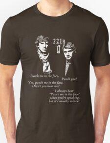 221B Punch me T-Shirt