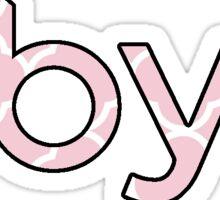 BBYO  Sticker