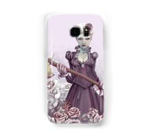 Painting the Roses Red Samsung Galaxy Case/Skin