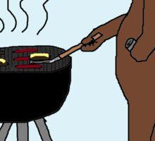 Bear Grills Sticker