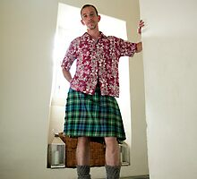 Hawaiian Scotsman by dgscotland