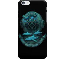 Deep diving iPhone Case/Skin