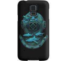 Deep diving Samsung Galaxy Case/Skin