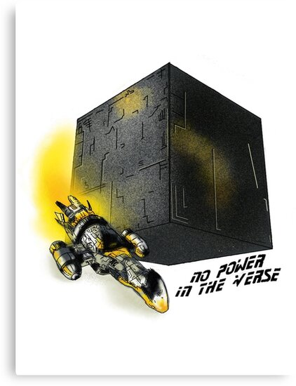 No Power In The 'Verse by Tony Heath