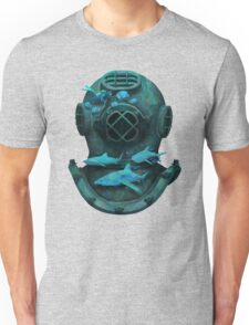 Deep diving Unisex T-Shirt
