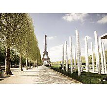 Europe: Paris, Eiffel Tower Photographic Print