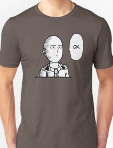 One-Punch Man OK T-Shirt / Phone case / Mug 3 T-Shirt