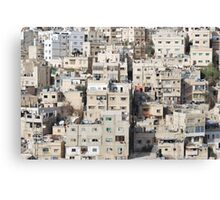 Amman, Jordan Canvas Print