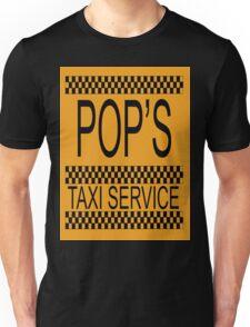 Dad's taxi service Unisex T-Shirt