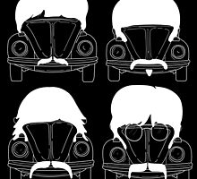 The Beatles - White by MitsueTG
