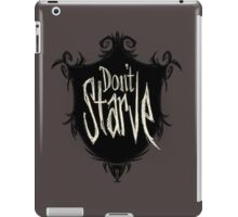 Don't starve iPad Case/Skin