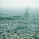 Europe: Paris, Eiffel Tower Views #2 by Scott G Trenorden