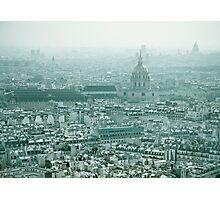 Europe: Paris, Eiffel Tower Views #2 Photographic Print