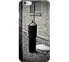 Personal Gas Pumps iPhone Case/Skin