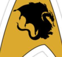 Starfleet: Pendragon Class (Size Small) Sticker