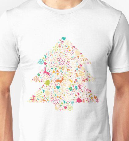 Christmas Tree 02 Unisex T-Shirt