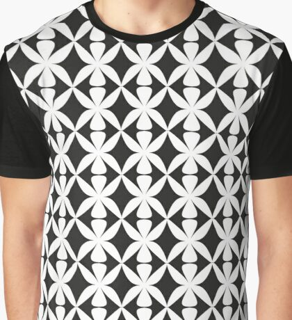 Background to a fine pattern Graphic T-Shirt