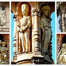 Doulton Fountain Collage by ©The Creative  Minds