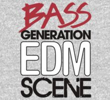Bass Generation EDM Scene by DropBass