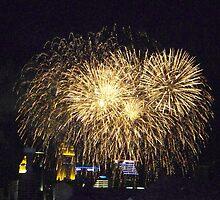 Fireworks-Cincinnati by anneharpen