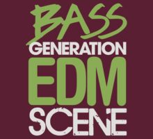 Bass Generation EDM Scene (Limited Edition) by DropBass