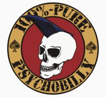 Pure Psychobilly Kids Tee