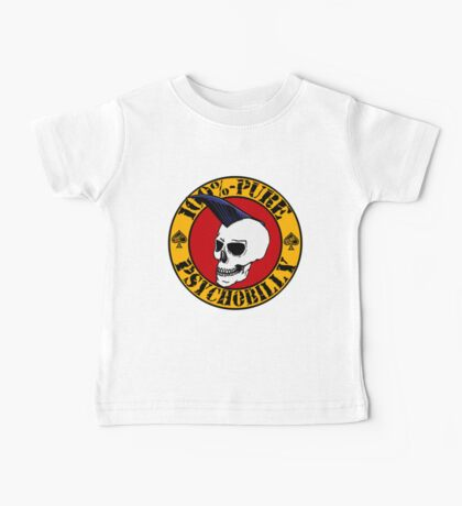Pure Psychobilly Baby Tee