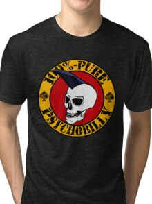 Pure Psychobilly Tri-blend T-Shirt