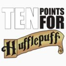 10 Points for Hufflepuff! (Banner) by RobertSchmuck