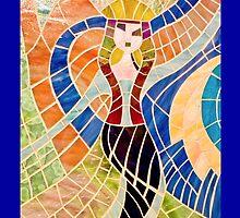 Mayan Dancer by emelgi