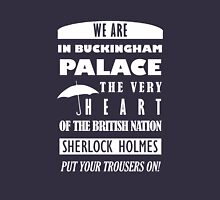 Mycroft quote Unisex T-Shirt