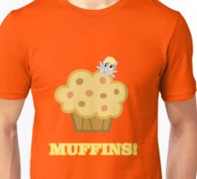Derpy (Ditzy Doo) - Muffins! - (My Little Pony Friendship is Magic) Unisex T-Shirt