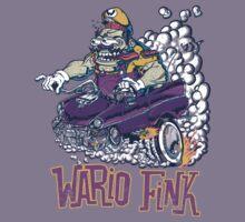 Wario Fink w/Text by Ramsey Sibaja