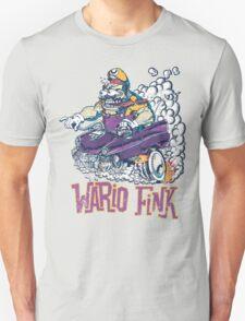 Wario Fink w/Text T-Shirt