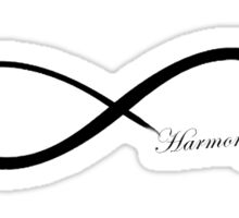 Harmonizer  Sticker