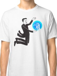 Tesla and the Pigeon Classic T-Shirt