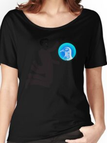Tesla and the Pigeon Women's Relaxed Fit T-Shirt