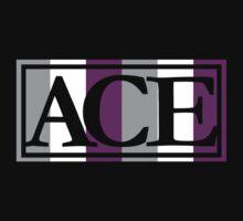 Ace Pride (Black) by dreamorlive
