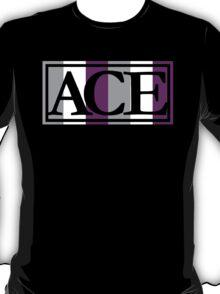 Ace Pride (Black) T-Shirt