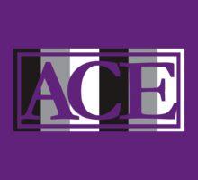 Ace Pride (Purple) by dreamorlive