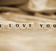 I Love You by Natalie Kinnear