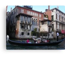 A HOUSE IN VENICE - Italy - Europa - 2500 visualizzaz.Maggio 2013- Featured in Italia 500+-VETRINA RB EXPLORE 7 MAGGIO 2012 --- Canvas Print
