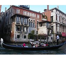 A HOUSE IN VENICE - Italy - Europa - 2500 visualizzaz.Maggio 2013- Featured in Italia 500+-VETRINA RB EXPLORE 7 MAGGIO 2012 --- Photographic Print
