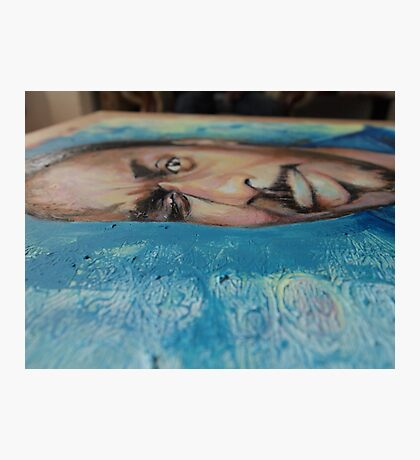 Self Portrait - Detail Photographic Print