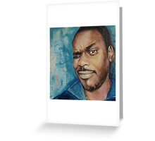 Self-Portrait - Artist In Focus Mode Greeting Card